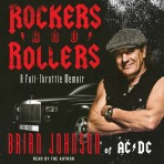 • Rockers & Rollers 3CD Audiobook read by Brian Johnson (abridged version)