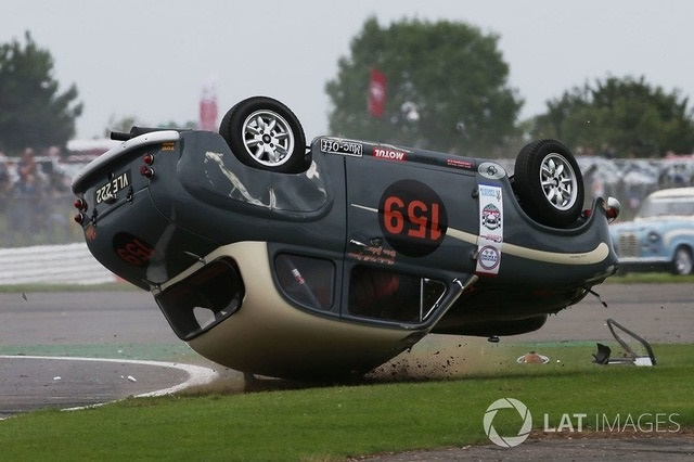 Brian Johnson Rolls car