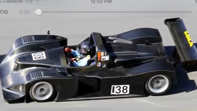 Brian Johnson Dakota Car